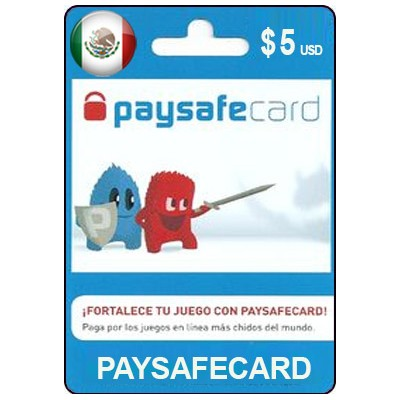 Tarjetas Gift Card de Paysafe Card
