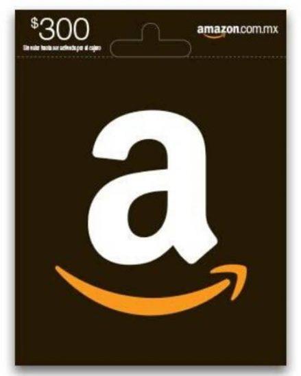 Amazon tarjeta de regalo
