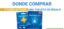Tarjetas de Regalo PlayStation store Productos de Conveniencia